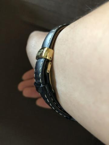 Tissot -  aide choix bracelet remplacement Tissot calendar perpetual 4195c910