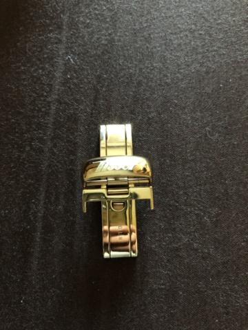 Tissot -  aide choix bracelet remplacement Tissot calendar perpetual 63e21410