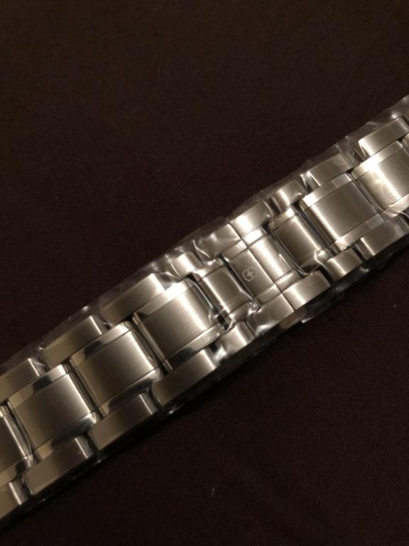 victorinox - [Vendu] Bracelet métal pour Victorinox Alliance mechanical B6f24210