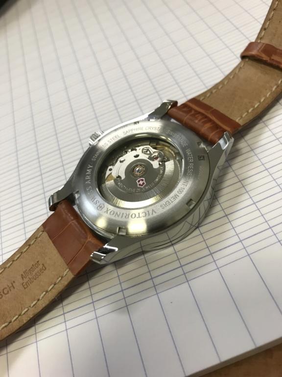 Ma première montre automatique, qui aura un sens et sera aussi pour une occasion - Page 2 Img_2411