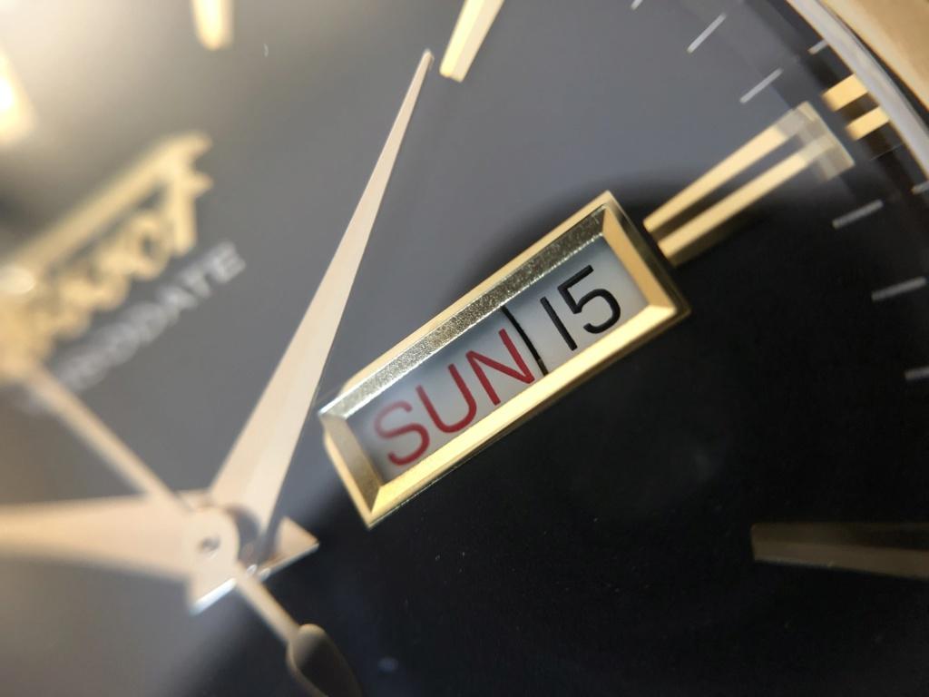 Vends - [Vendue] Tissot Visodate automatique dorée 250€ Img_5310