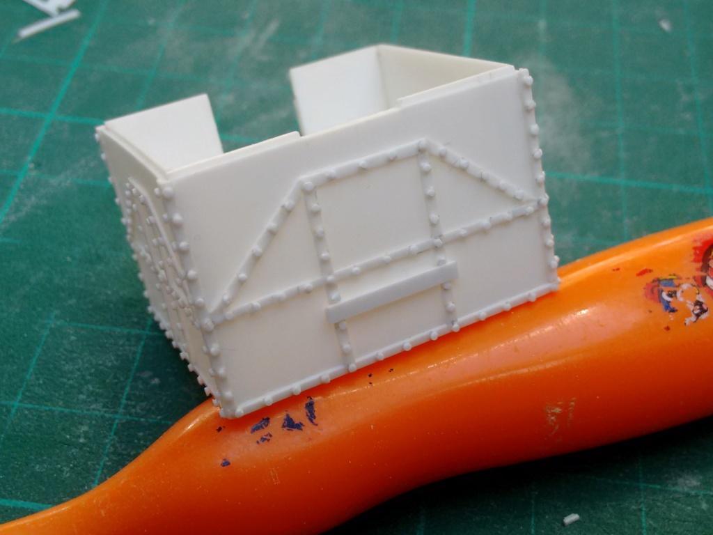 CAISSONS DE MUNITIONS pour CANON DE 75mm - Scratch + impression 3D - 1/35 Img_2011