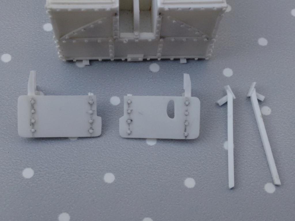 CAISSONS DE MUNITIONS pour CANON DE 75mm - Scratch + impression 3D - 1/35 Img_2013