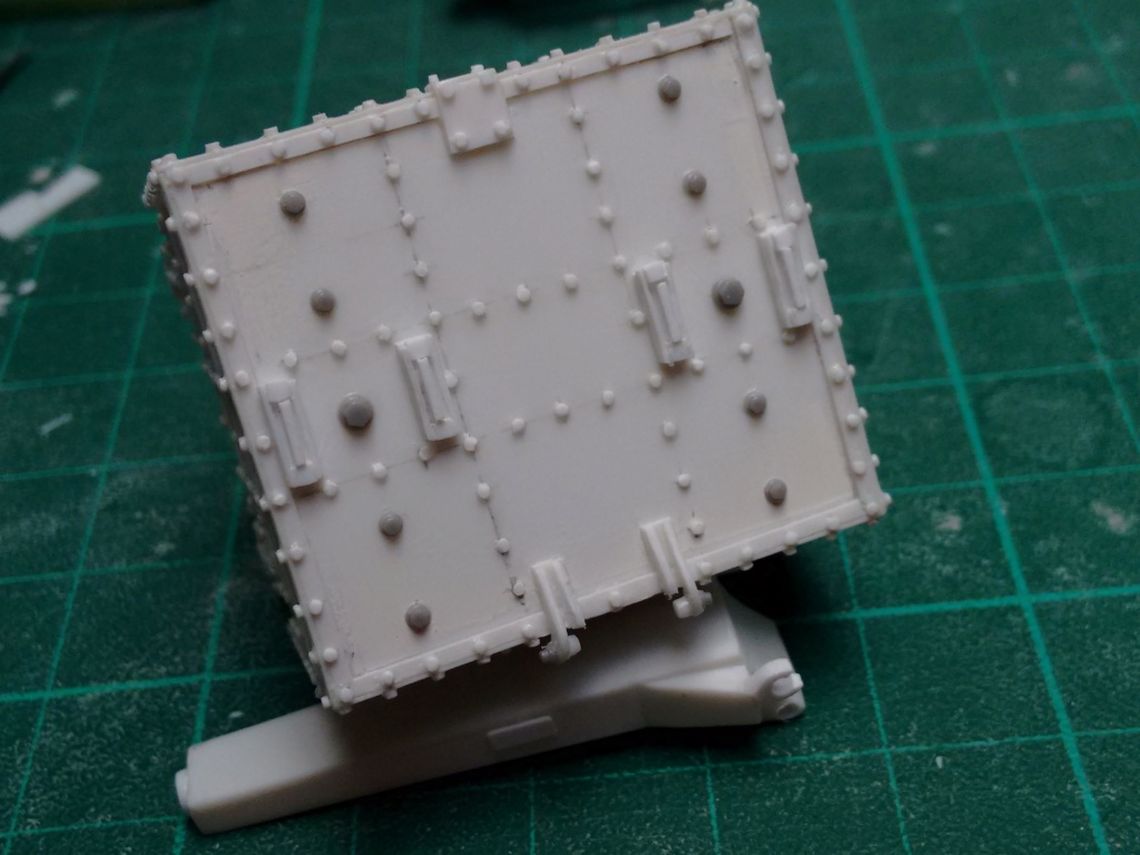 CAISSONS DE MUNITIONS pour CANON DE 75mm - Scratch + impression 3D - 1/35 Img_2014