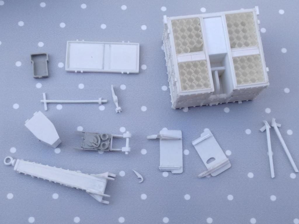 CAISSONS DE MUNITIONS pour CANON DE 75mm - Scratch + impression 3D - 1/35 Img_2026