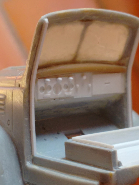 DODGE FARGO AVEC CANON DE 75mm - Base ICM + WESPE + scratch - 1/35 Img_2047