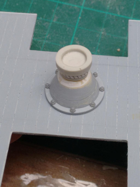 DODGE FARGO AVEC CANON DE 75mm - Base ICM + WESPE + scratch - 1/35 Img_2050