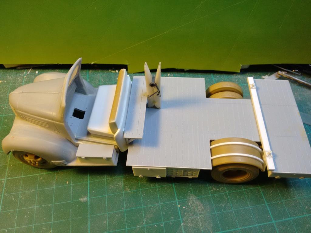 DODGE FARGO AVEC CANON DE 75mm - Base ICM + WESPE + scratch - 1/35 Img_2058