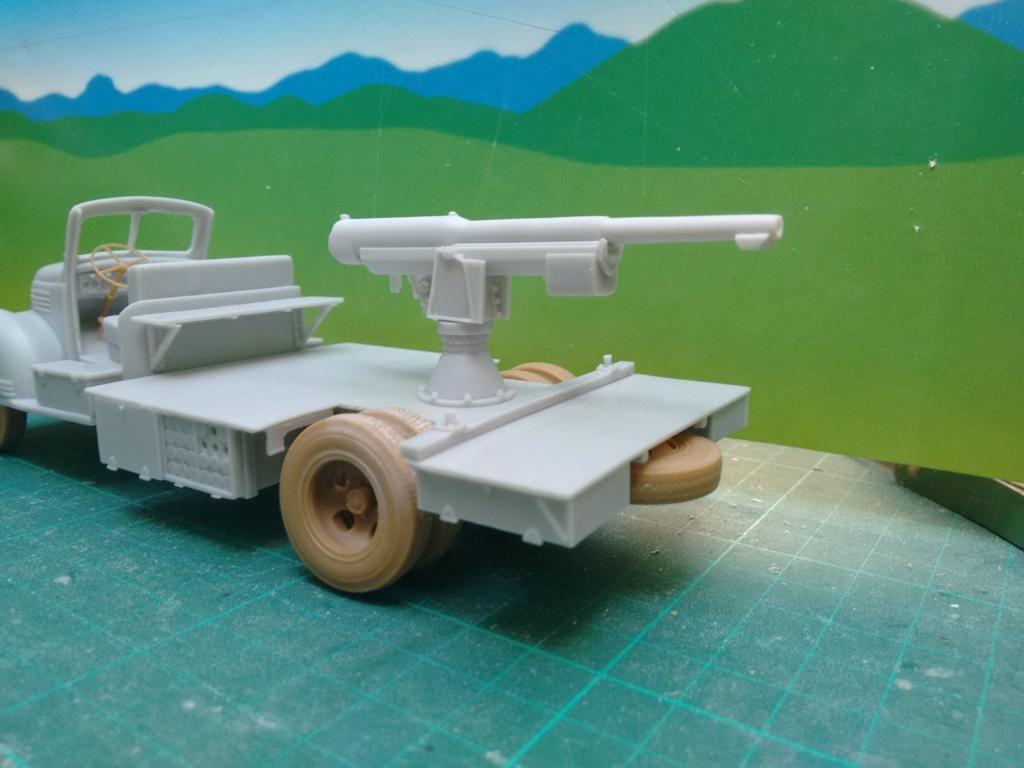 DODGE FARGO AVEC CANON DE 75mm - Base ICM + WESPE + scratch - 1/35 Img_2063