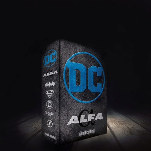 Panini Comics takes also DC Comics licence in Italy, adding it to its Marvel contracts Alfa_c10