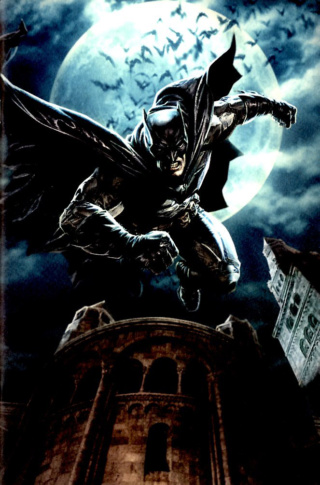 Panini Comics takes also DC Comics licence in Italy, adding it to its Marvel contracts Batman11
