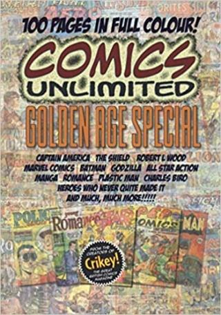 Comics Unlimited Comics10