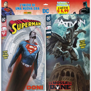 Panini Comics takes also DC Comics licence in Italy, adding it to its Marvel contracts Dc-com10