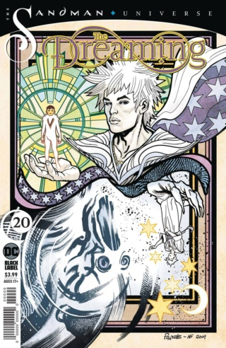 DC Comics to start shipping new comics April 28th? Dreami10