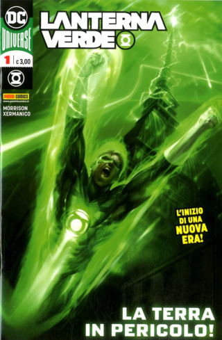 Panini Comics takes also DC Comics licence in Italy, adding it to its Marvel contracts Lanter11