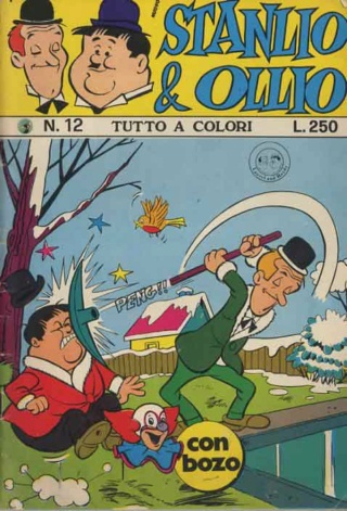 Looking for Laurel and Hardy comics/cover scans Stanli10