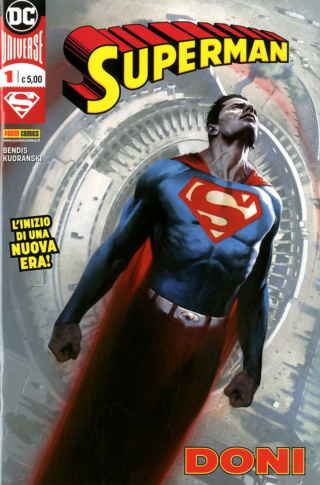Panini Comics takes also DC Comics licence in Italy, adding it to its Marvel contracts Superm11