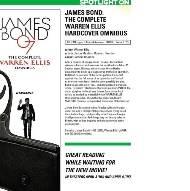 Vargr, James Bond! Warren15
