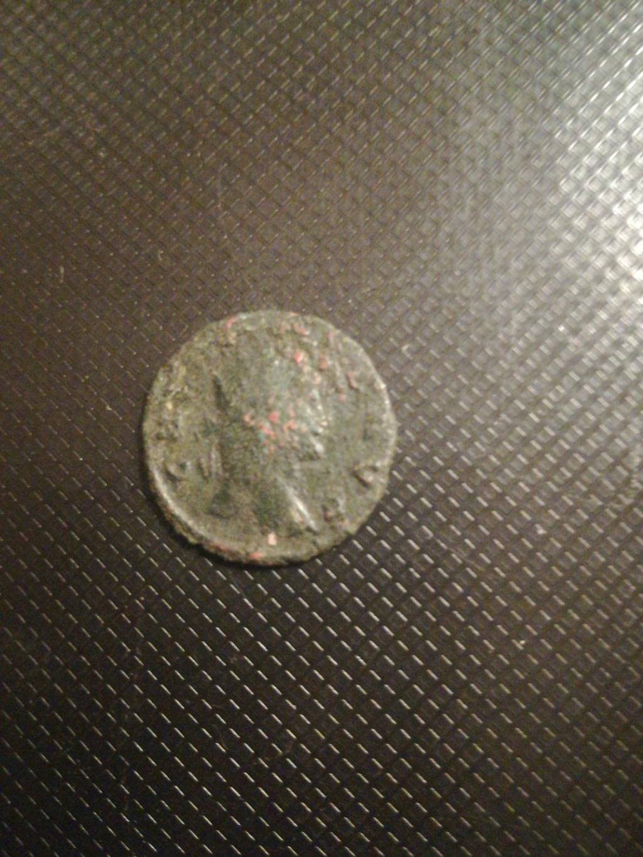 Antoniniano de Galieno. SECVRIT PERPET. Roma  15900922