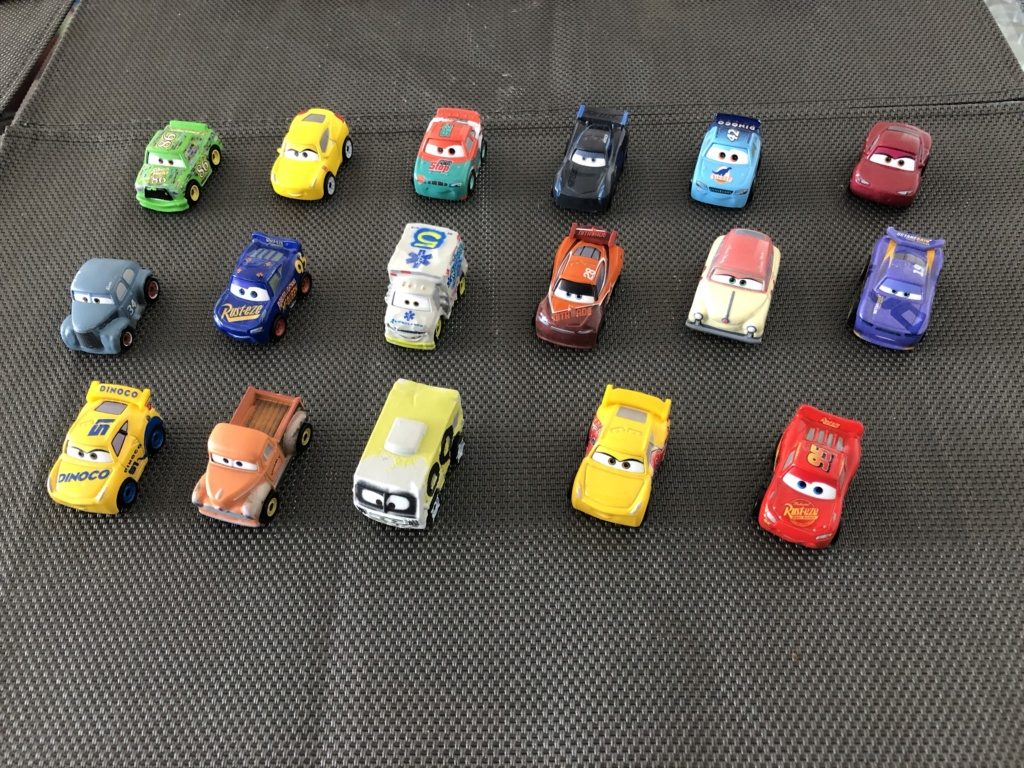 """Mini Racers Diecast : """" Le côté Miniature de la Force """" - Page 10 Img_0911"""