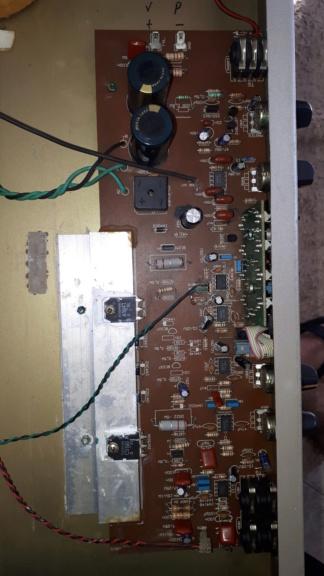 Staner Amp Para Baixo Sb 610 60 W Reverb De Mola Bass Amp 20190710