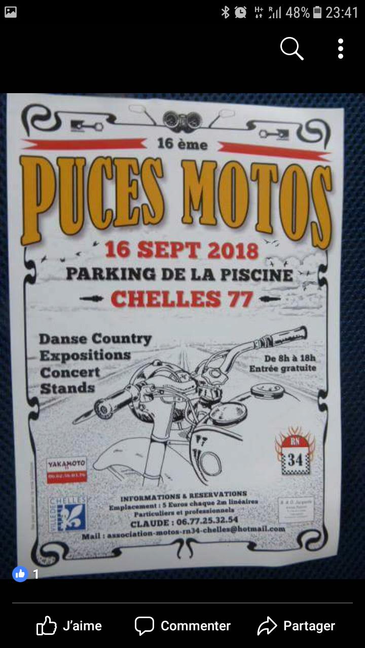 PIECES MOTO CHELLES 77 LE 16 SEPTEMBRE 2018 Moto10
