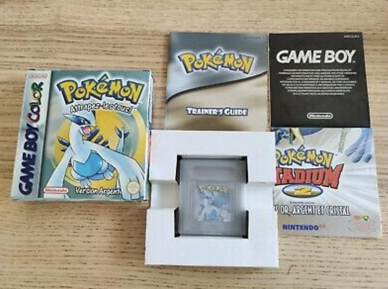 Pokémon Argent 281a5510