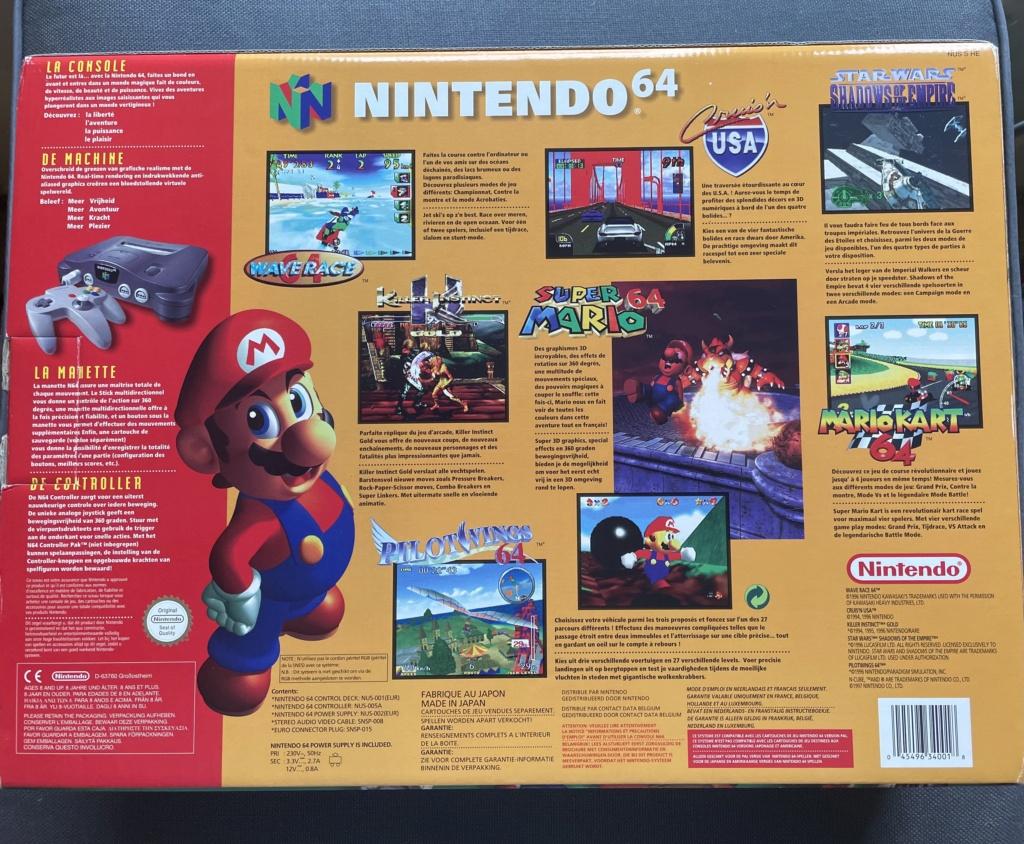Nintendo 64 55d02210