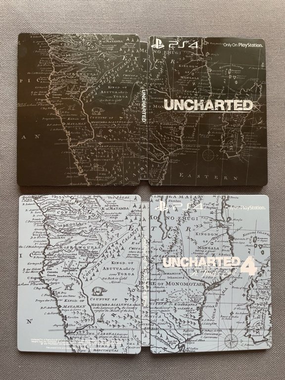 Steelbook Uncharted 4 675b9510