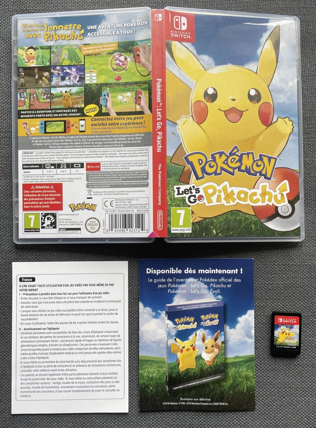 Pokémon Let's Go Pikachu Cce58e10