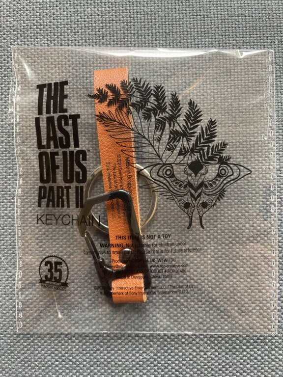 The Last Of Us Porte clef  Image11