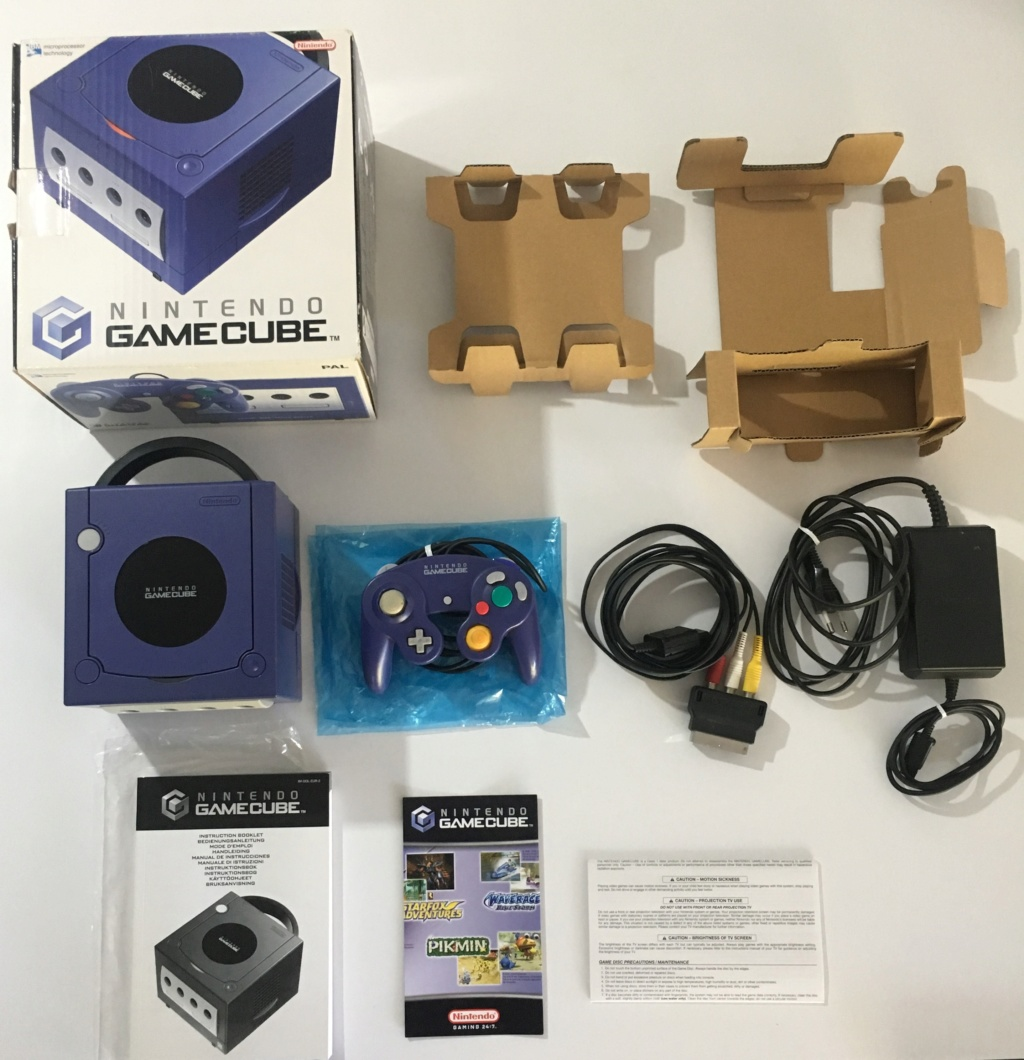 GAME CUBE Img_5514
