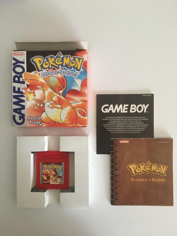 Pokémon Version Rouge Pokemo17