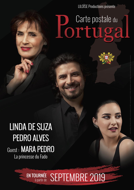 Carte postale du Portugal Affich10