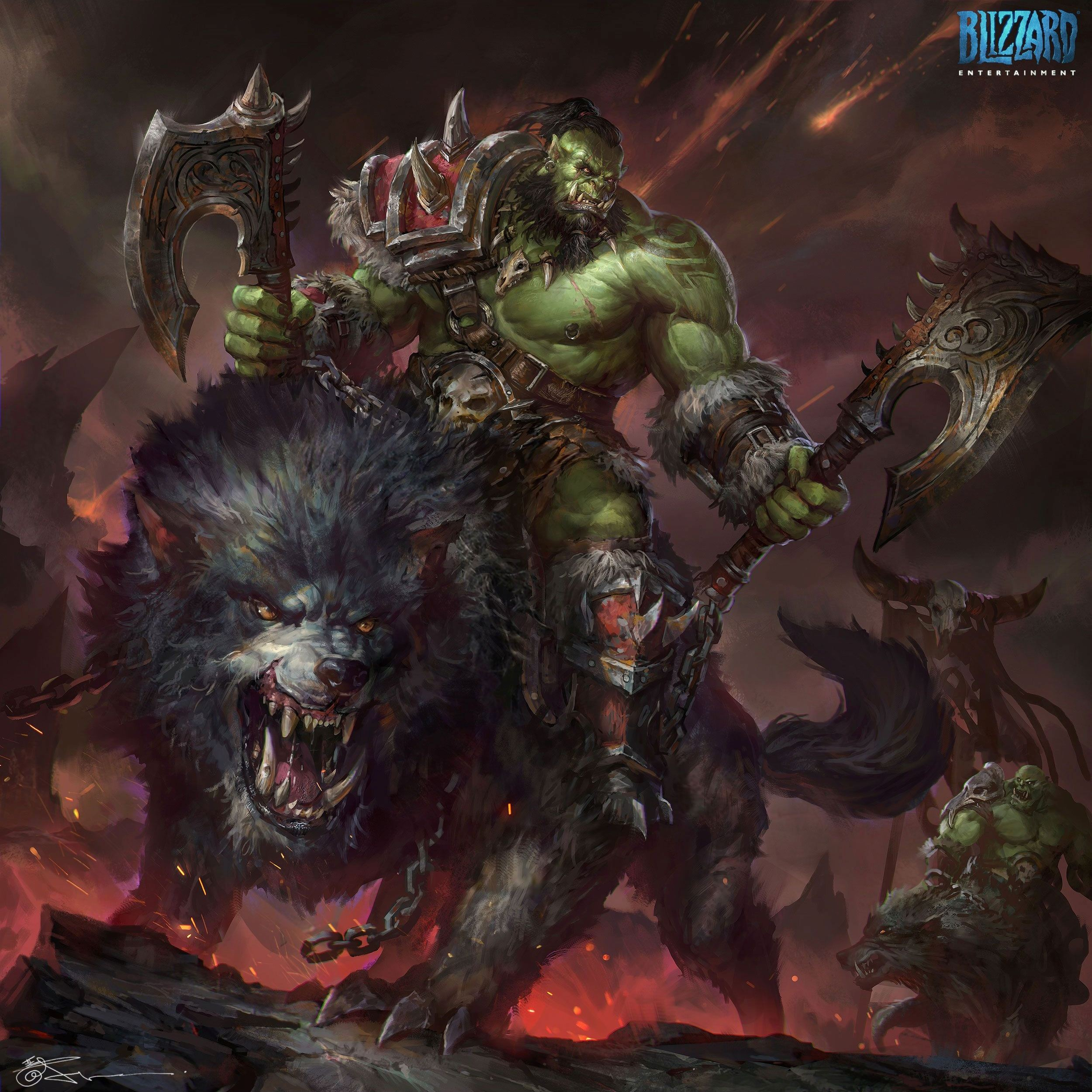 A Guilda dos Heróis (Gaia RPG - 3 a 4 vagas) - OFF - Página 3 Orc__w10