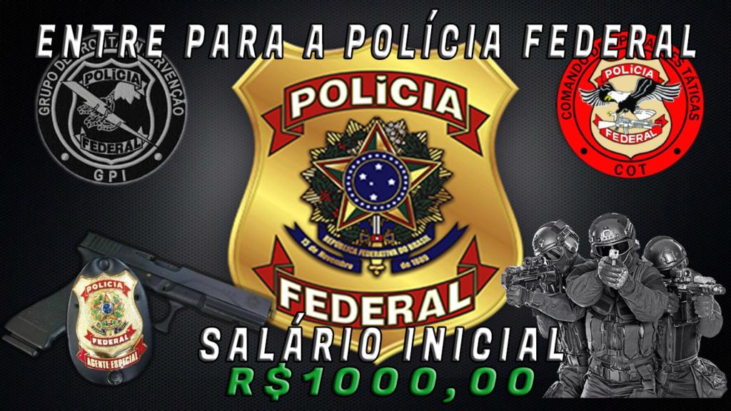 Manual da Polícia Federal Propag10