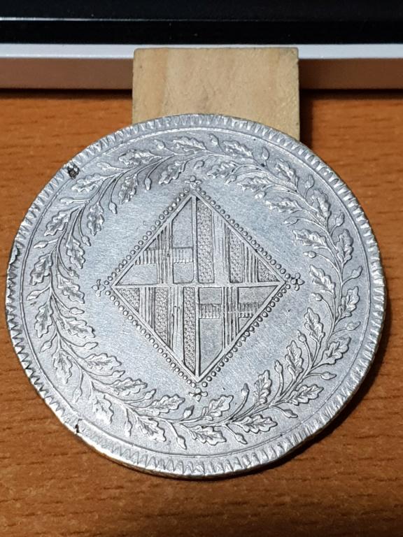 5 pesetas 1808. José I. Barcelona 20181113