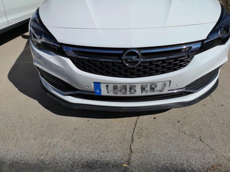 Opel Astra GSI line 200cv 20190311
