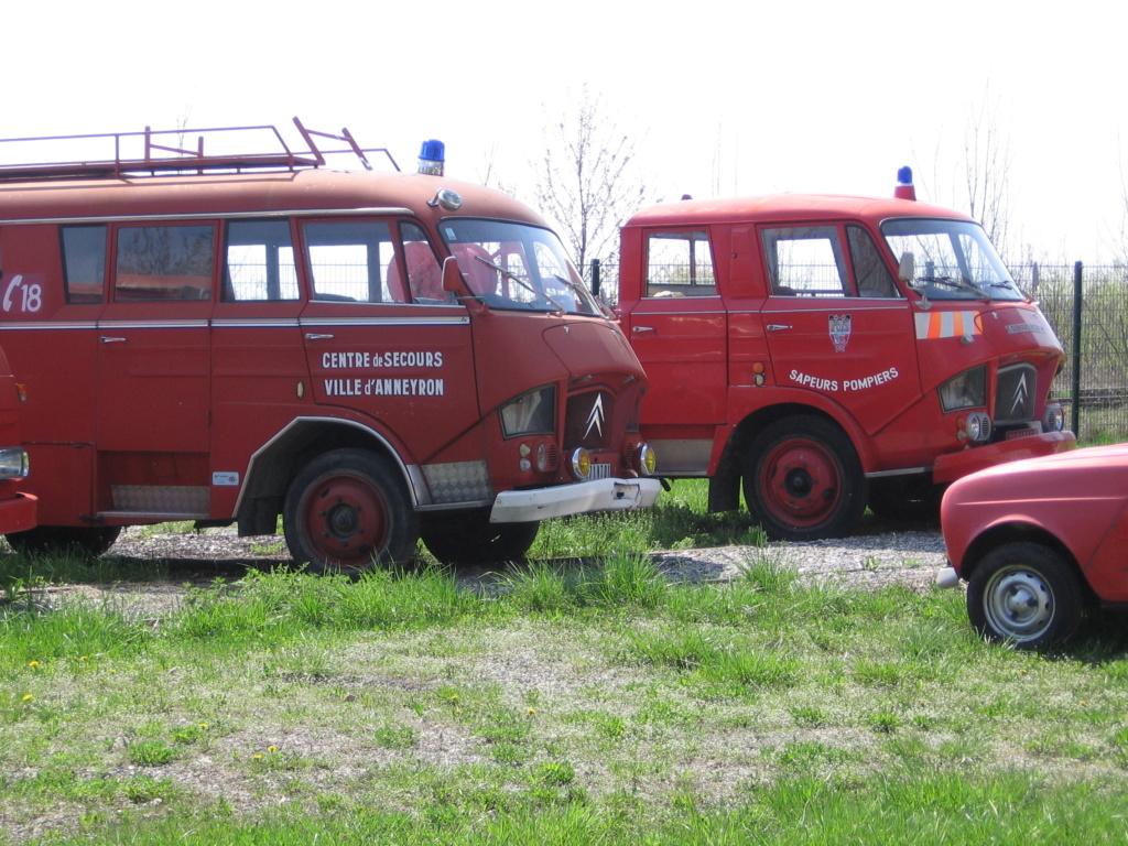 photos d'un routier Citroëniste 03110