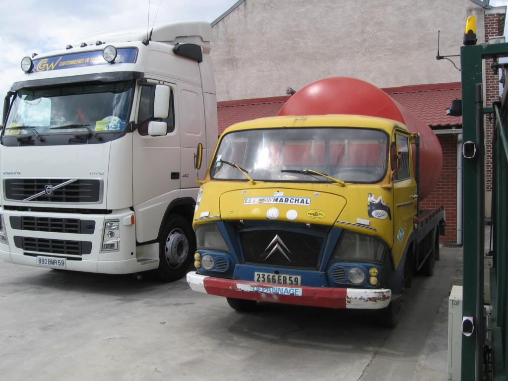 photos d'un routier Citroëniste 16011