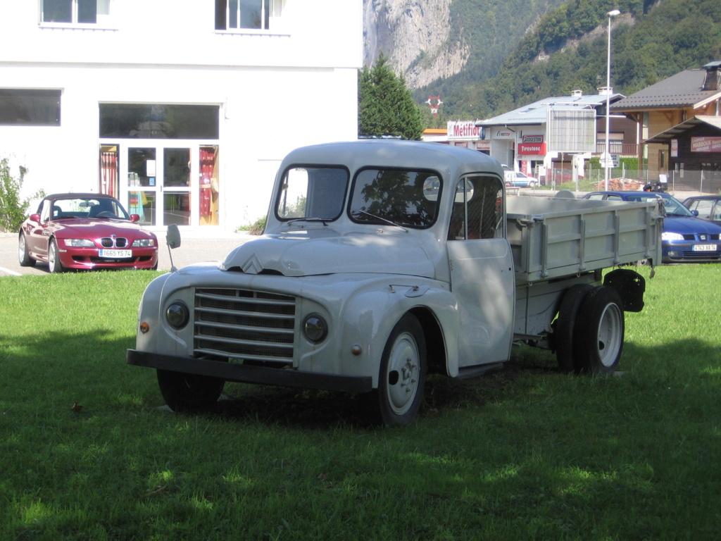 photos d'un routier Citroëniste 24410