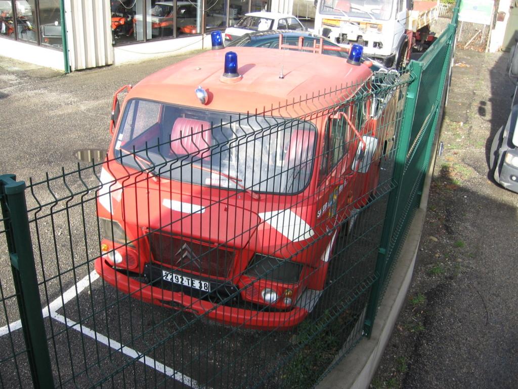 photos d'un routier Citroëniste 30210