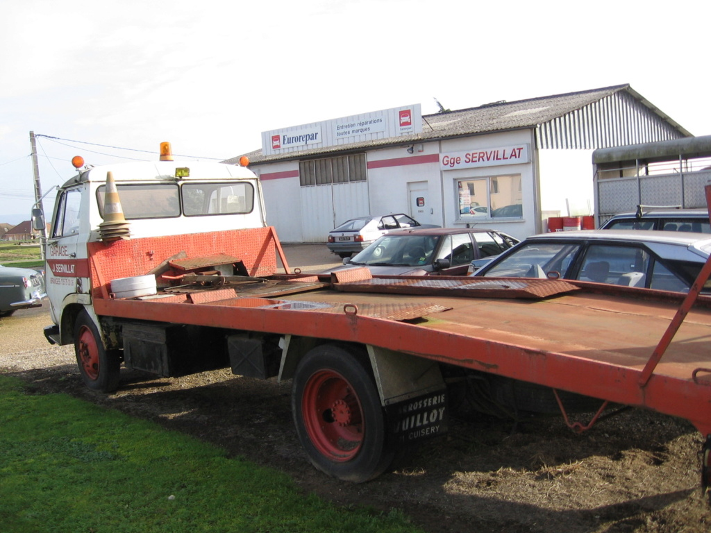 photos d'un routier Citroëniste 33510