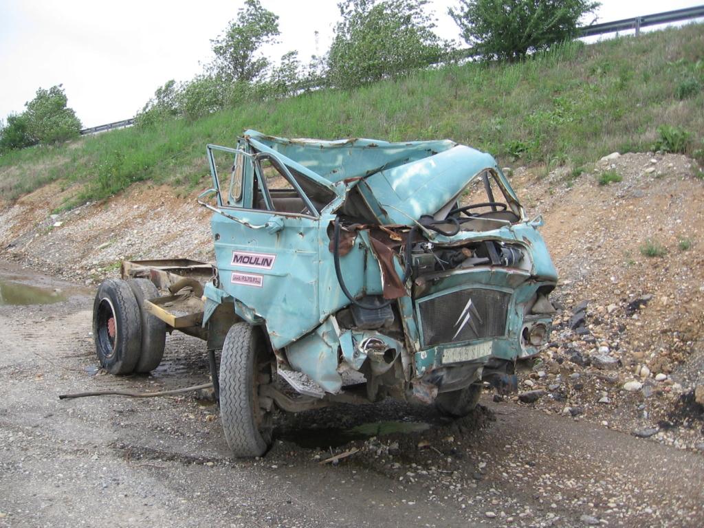 photos d'un routier Citroëniste 40410