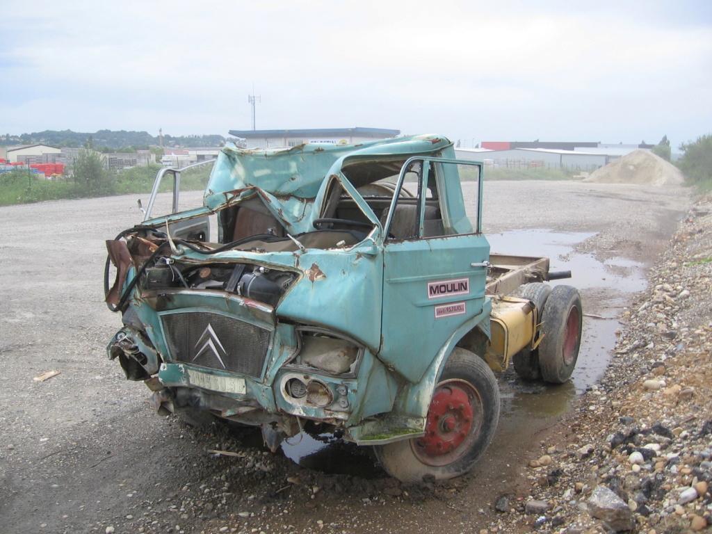 photos d'un routier Citroëniste 40610