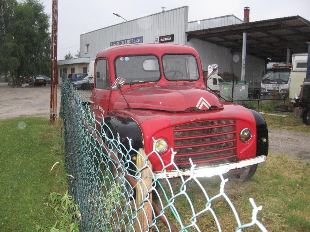 photos d'un routier Citroëniste 54910