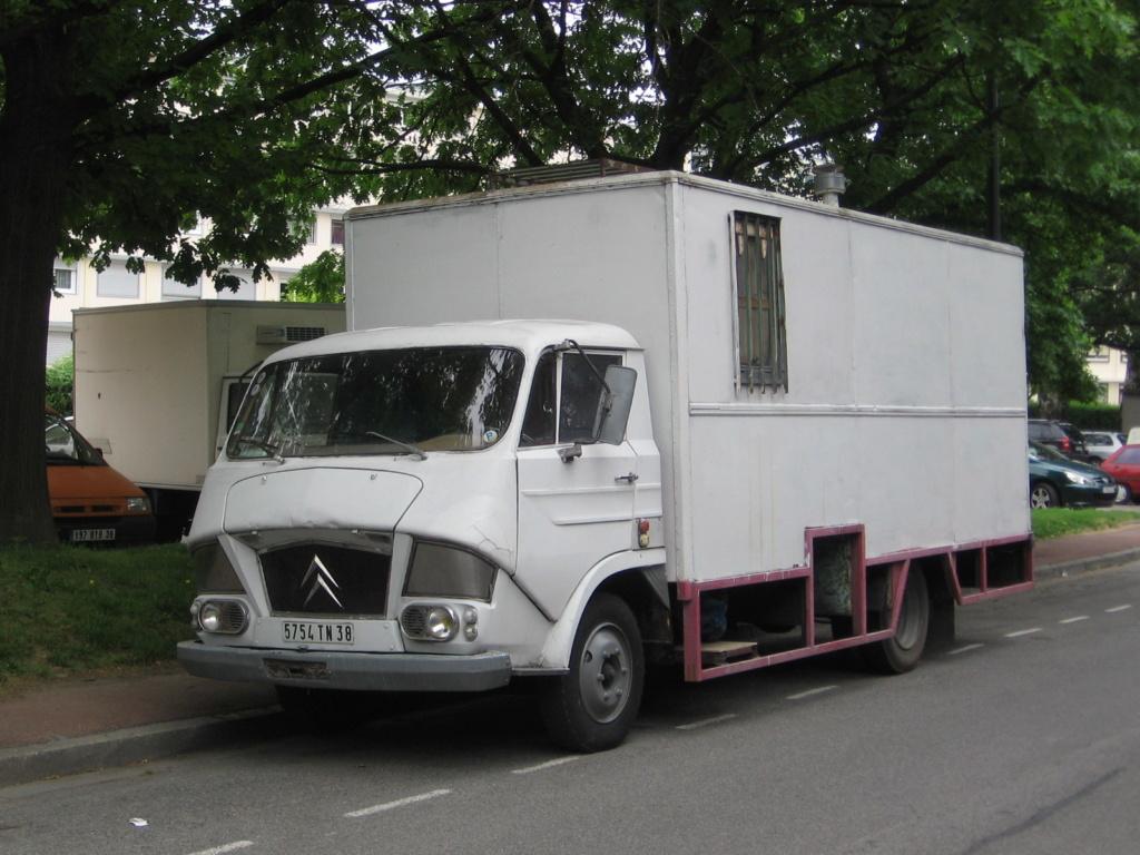photos d'un routier Citroëniste 57910