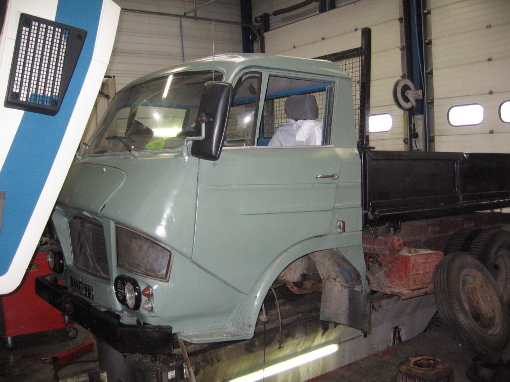 photos d'un routier Citroëniste 73910