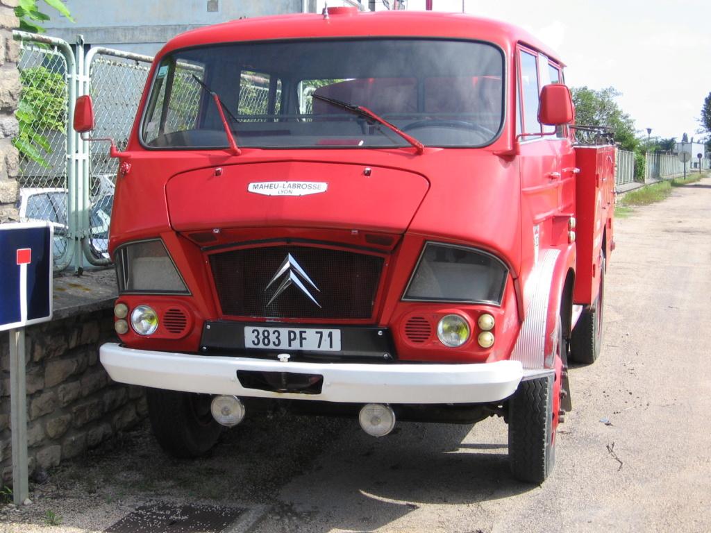 photos d'un routier Citroëniste 89710