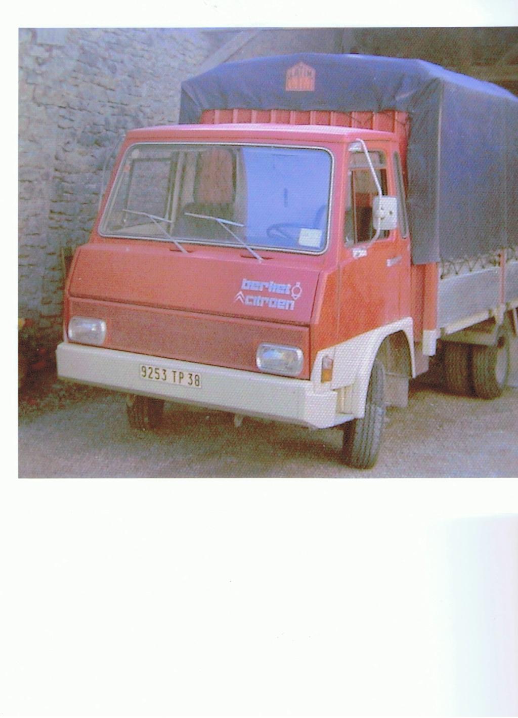 photos d'un routier Citroëniste Berlie11